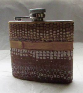 Retro Walk Flask